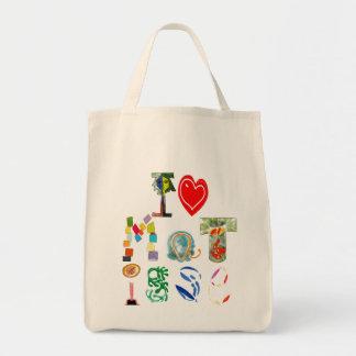 I Love Matisse Tote Bag