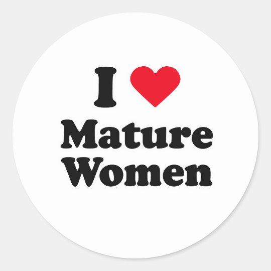 Love mature women