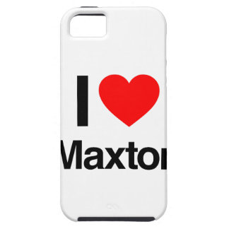 i love maxton iPhone 5 covers
