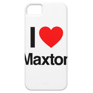 i love maxton cover for iPhone 5/5S
