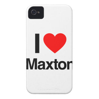 i love maxton Case-Mate iPhone 4 cases