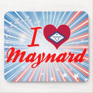 I Love Maynard, Arkansas Mouse Pads