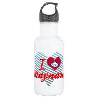 I Love Maynard, Arkansas 18oz Water Bottle