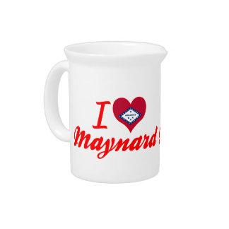 I Love Maynard, Arkansas Pitchers
