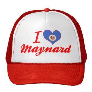 I Love Maynard, Minnesota Hat