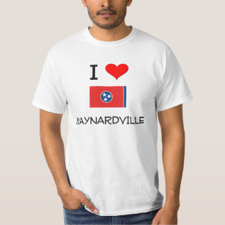 I Love Maynardville Tennessee T-Shirt