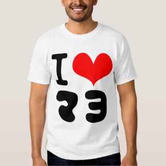 I Love MAYO in Japanese T-shirt