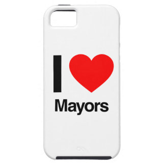 i love mayors iPhone 5 covers