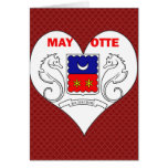 I Love Mayotte Cards