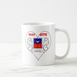 I Love Mayotte Mugs
