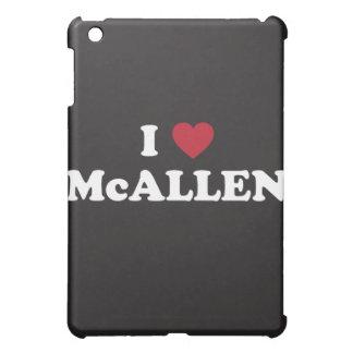 I Love McAllen Texas iPad Mini Cover