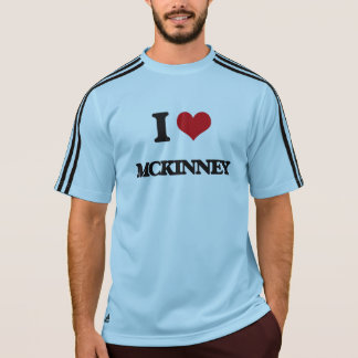 I Love Mckinney Tshirts