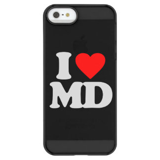 I LOVE MD PERMAFROST iPhone SE/5/5s CASE