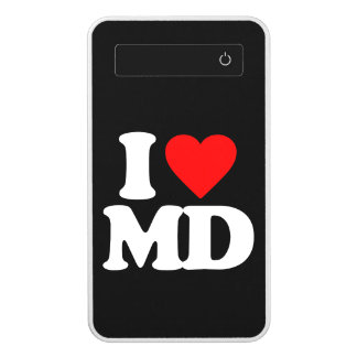 I LOVE MD POWER BANK