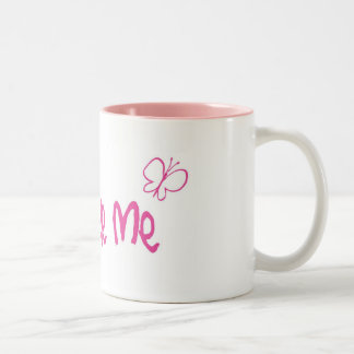 I love Me Butterfly Coffee Mug