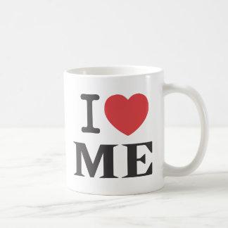 I Love Me Colection Coffee Mug