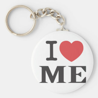 I Love Me Colection Keychain