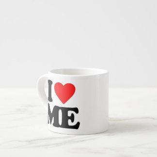 I LOVE ME ESPRESSO CUP