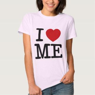 I Love Me Heart Me self esteem confidence dignity Tee Shirt