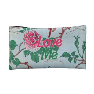 I Love Me` Makeup Bag
