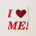 I Love Me - Red Puzzles