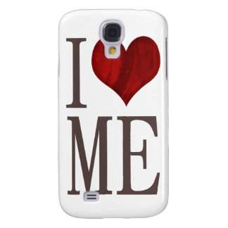 I Love Me Samsung Galaxy S4 Cover