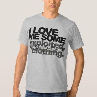 I love me some ExploitedClothing. Shirt