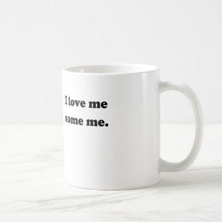 I Love Me Some Me Coffee Mug