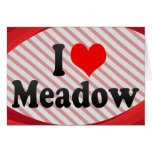 I love Meadow Cards