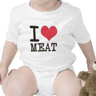 I Love Meat Food Fish Producst & Designs! Creeper