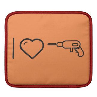 I Love Mechanical Sleeve For iPads