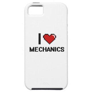 I love Mechanics iPhone 5 Cover