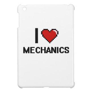 I love Mechanics iPad Mini Covers