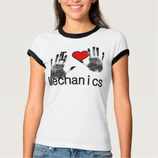 I Love Mechanics Tees