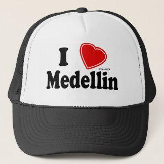 I Love Medellin Trucker Hat