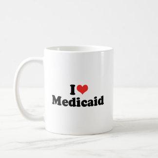 I LOVE MEDICAID - .png Coffee Mugs