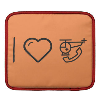 I Love Medical Assistance Sleeve For iPads