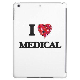 I love Medical iPad Air Covers