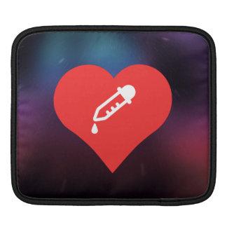 I Love Medical Tools Cool Icon iPad Sleeves