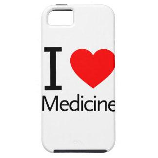 I Love Medicine iPhone 5 Cover