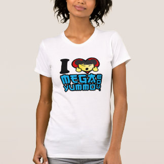 I Love MegaYummo.com T-Shirt