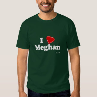 I Love Meghan T-Shirt