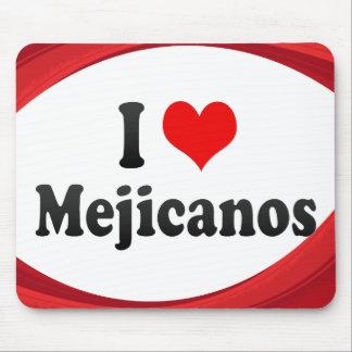 I Love Mejicanos, El Salvador Mouse Pad