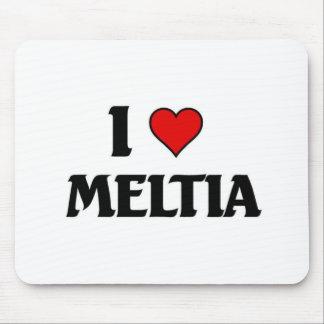 I love Melita Mouse Pads