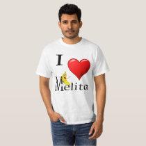 I love Melita T-Shirt