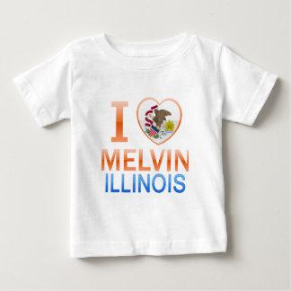 I Love Melvin, IL Tees