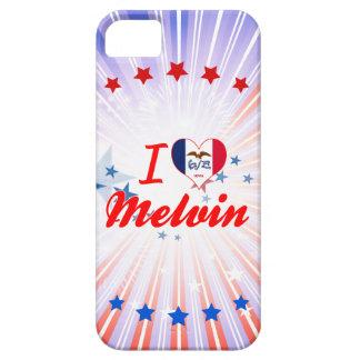 I Love Melvin, Iowa iPhone 5 Cases