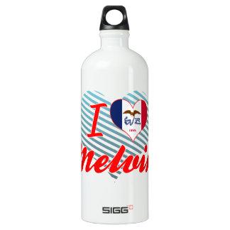 I Love Melvin, Iowa SIGG Traveler 1.0L Water Bottle