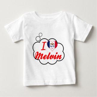 I Love Melvin, Iowa Tshirt