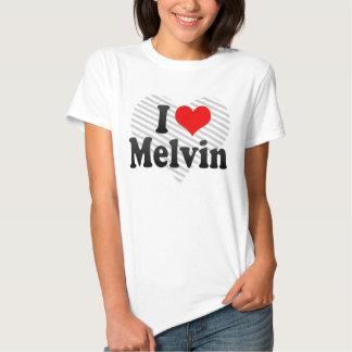 I love Melvin T Shirt